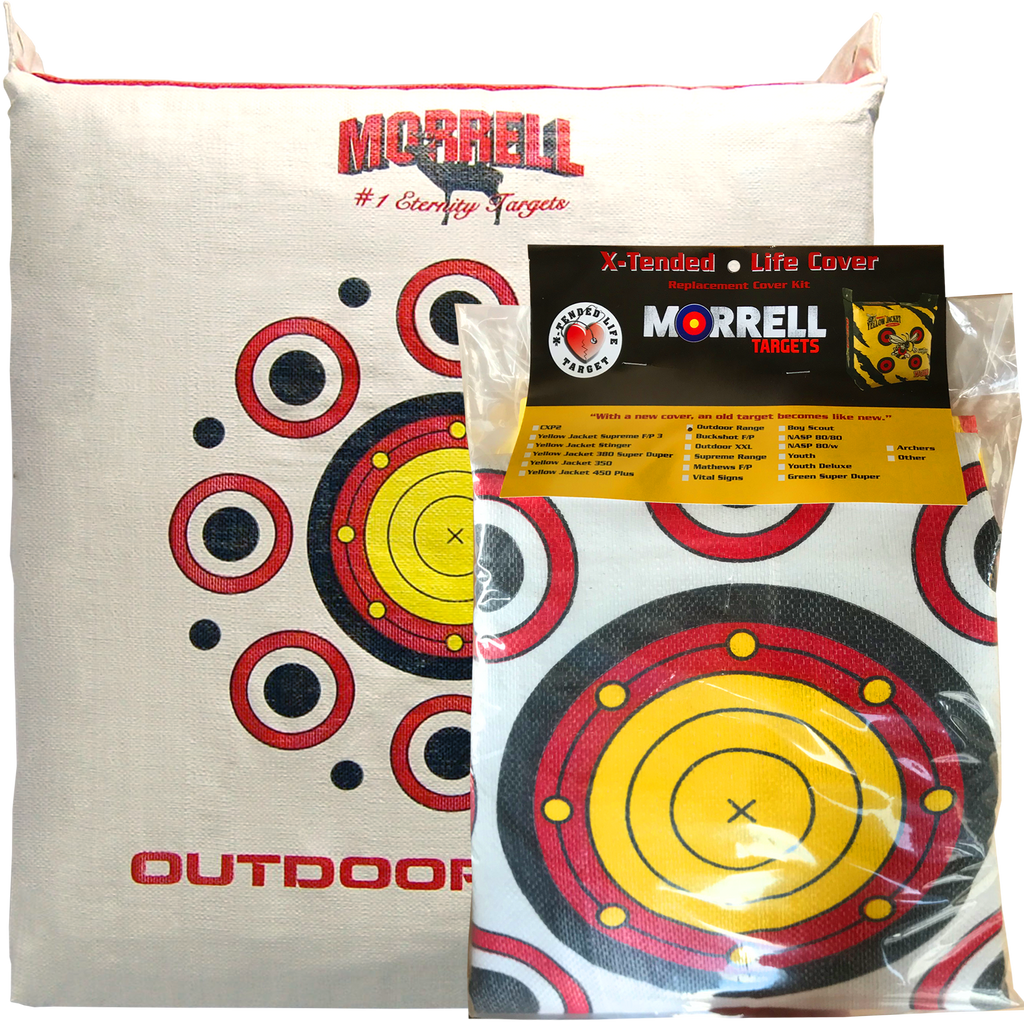 Morrell's Outdoor Range Archery Target Replacement Cover