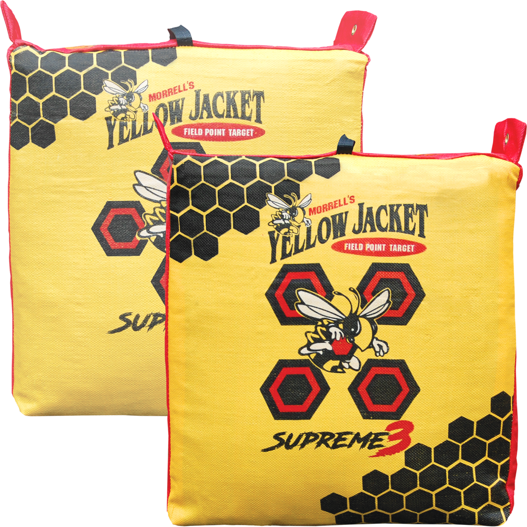 Yellow Jacket® Supreme 3 Field Point Archery Target