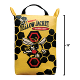 Yellow Jacket Final Shot Crossbow Discharge Archery Target