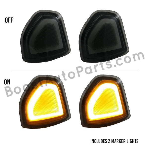 Dodge Ram LED Mirror Turn Signal Light
