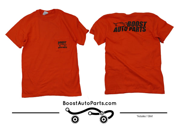 Classic Boost Pocket T-Shirt