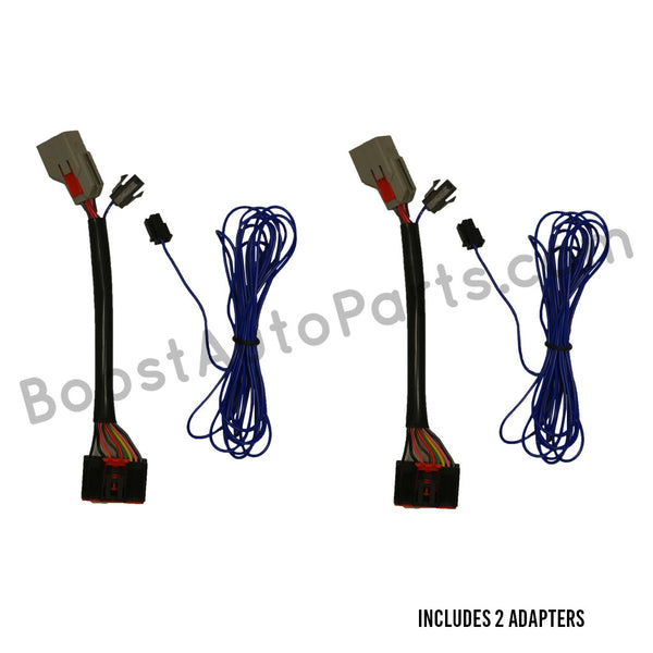 8 to 22 Pin Adapter Harness - Ford F150 (2015-2020)