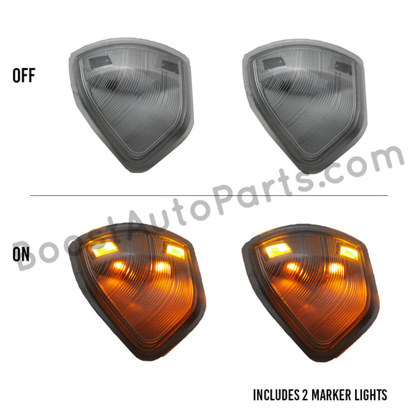 Dodge Ram Mirror Turn Signal Light