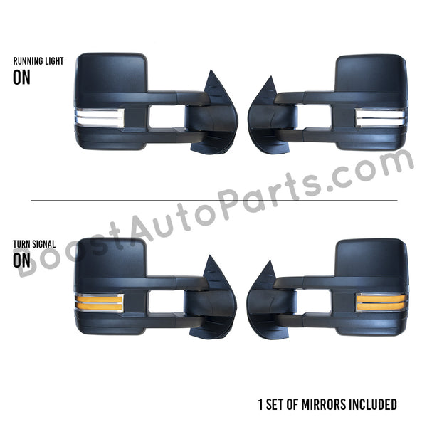 2014 GM Tow Mirrors (2500+)