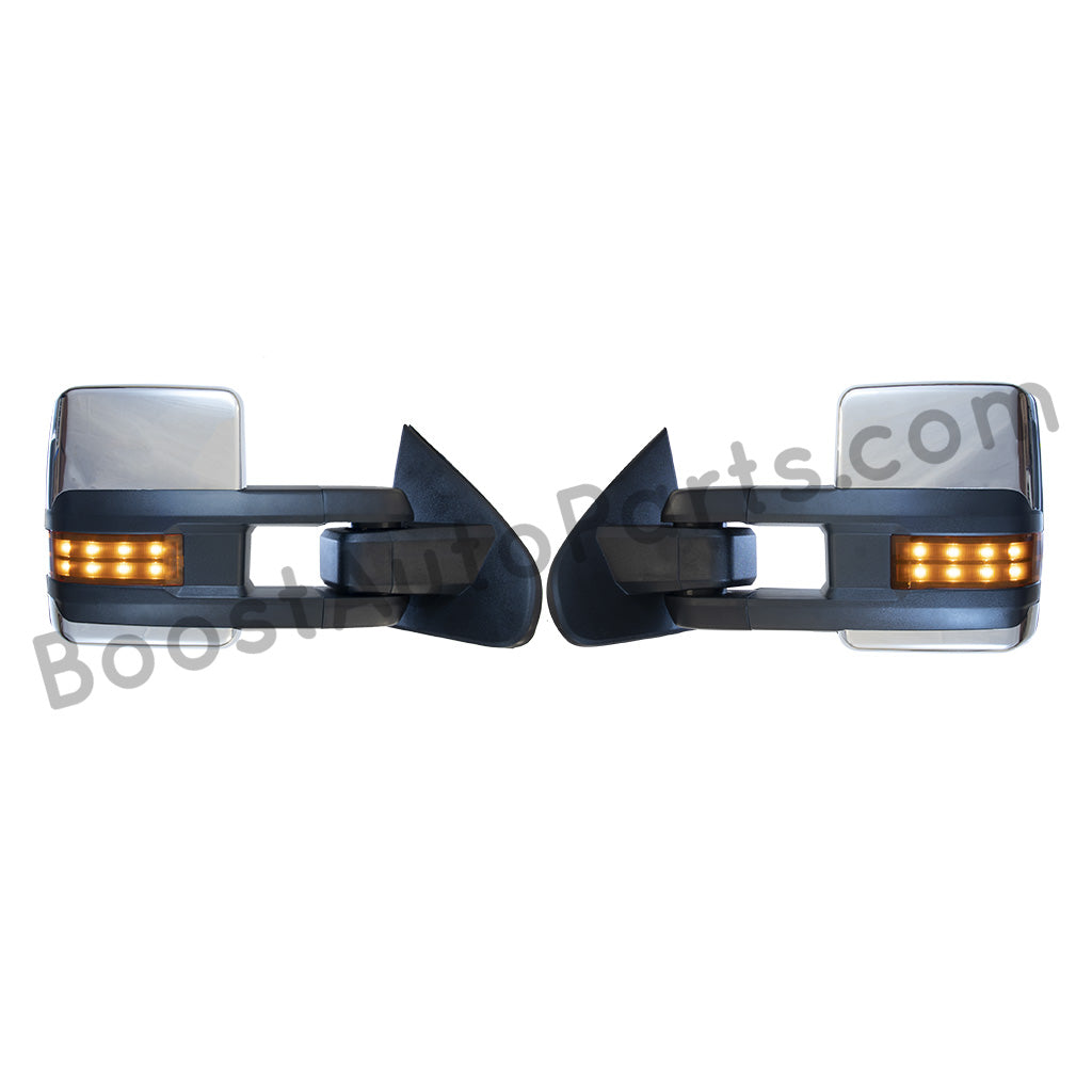 2015 - 2019 New Style GM Tow Mirrors