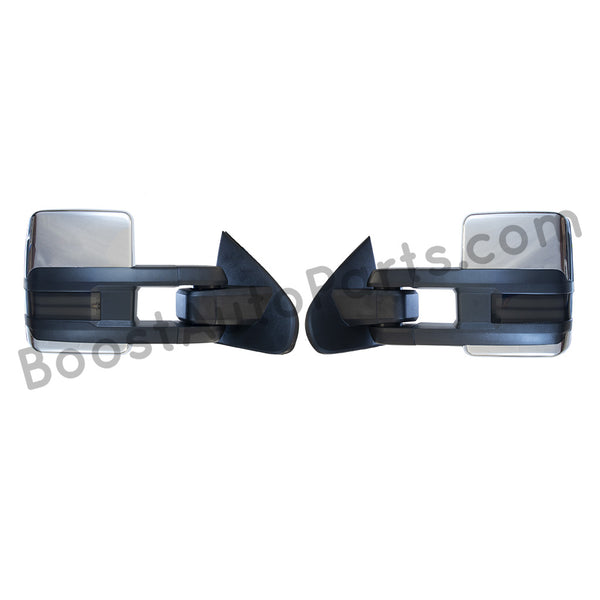 2015 2019 New Style Gm Tow Mirrors Boost Auto Parts