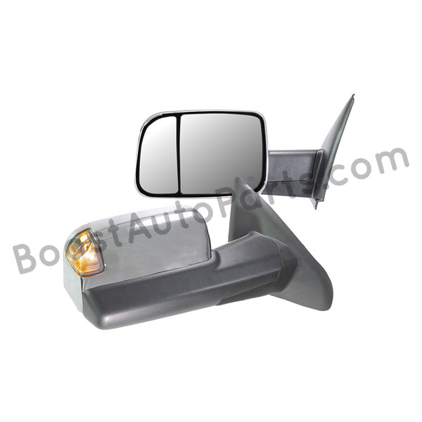 Dodge Ram 2500 3500 Tow Mirrors 2003 2009 Boost Auto Parts