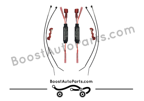 Dual Function Tow Mirror Wiring Harness (Running Light