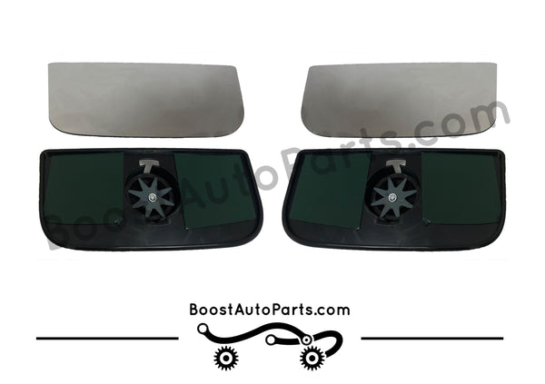Older Style Tow Mirror Glass