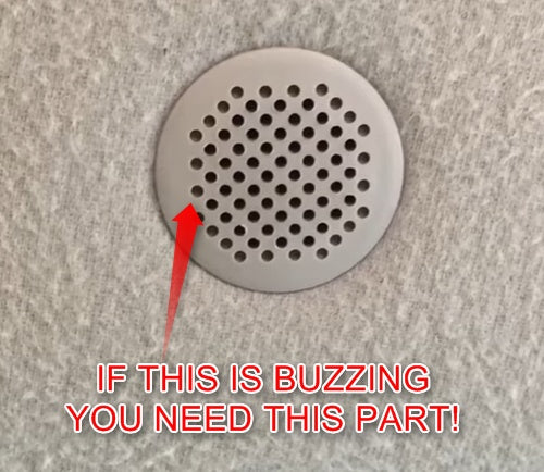 Stop The Buzzing From Your GM Headliner!