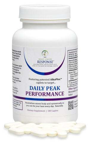 Daily Peak Performance 180-Count AlkaPlex