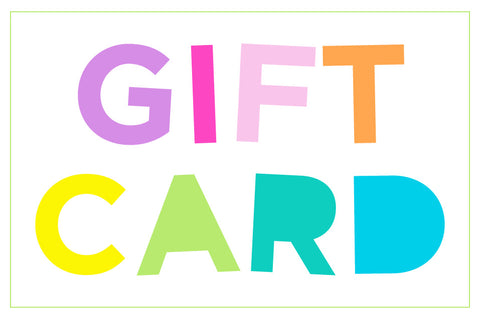Taylor Elliott Designs Gift Card