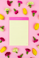 Be So Good Notepad