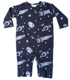 Boys' Space Batik Baby Long Sleeve Longall-Infant, Toddler