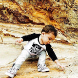 #Instagram Famous Raglan Kids T-Shirt, Tee- Infant, Toddler