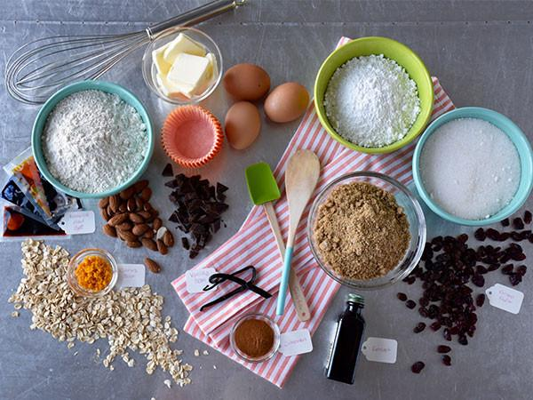 Pantry Baking Glossary