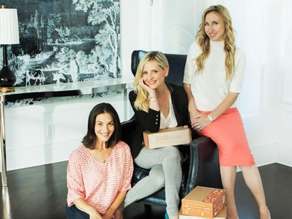 Sarah Michelle Gellar Becomes Latest Celebrity Entrepreneur With Foodstirs