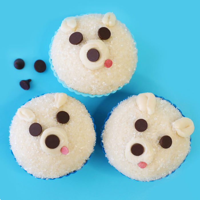 Polar Bear Pals Cupcake Kit