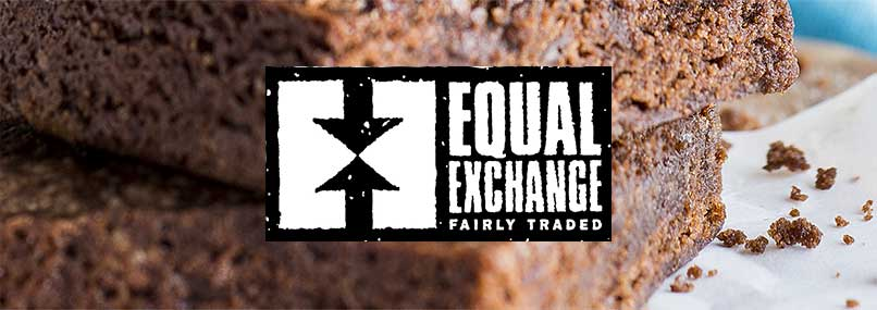 Equal Exchange Fair Trade Chocolate and Cocoa Logo