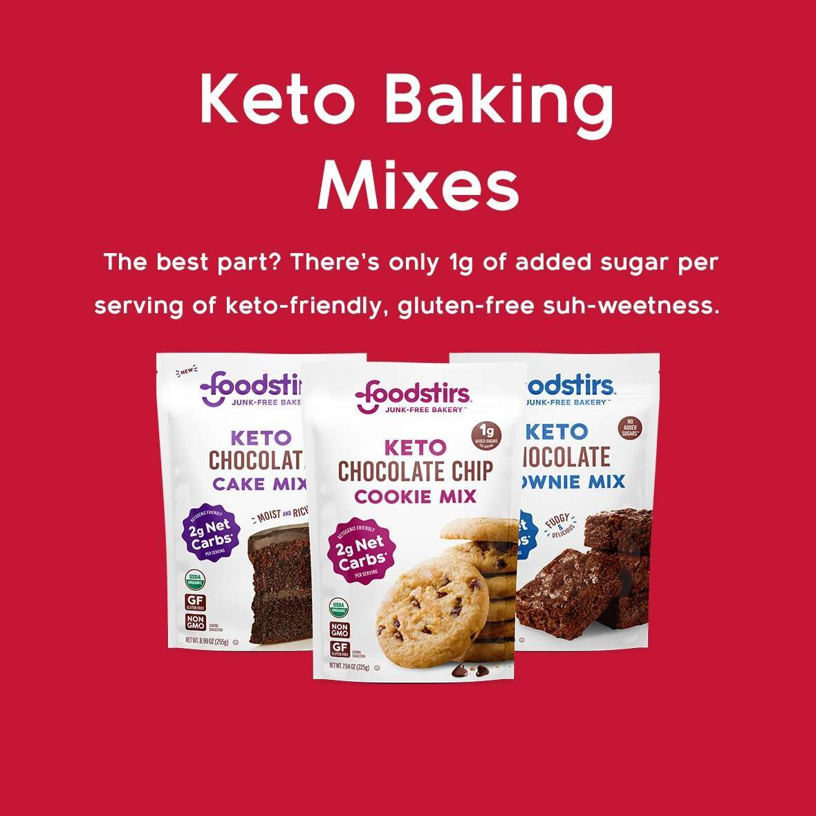 Keto Cookie Mix