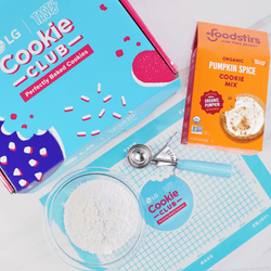 LG Tasty Cookie Club 4 Kit Gift Subscription