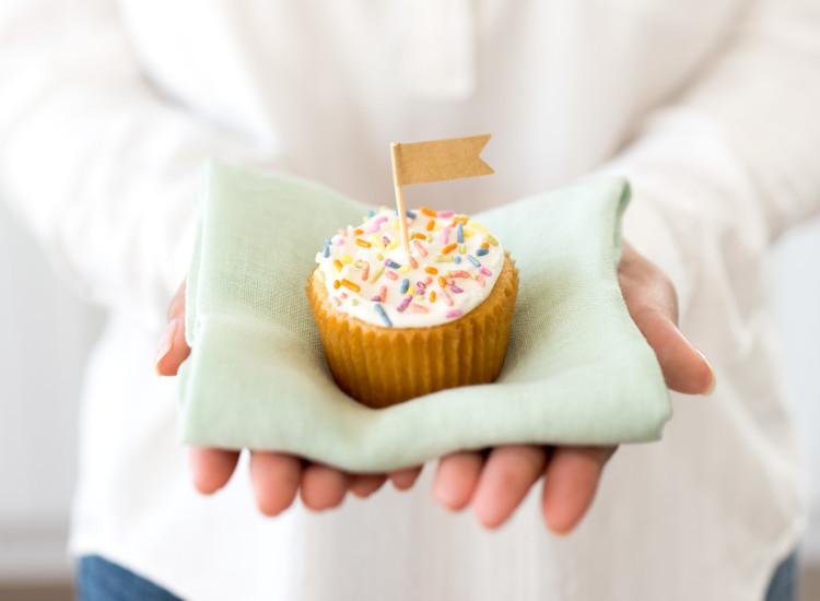 Celebration Cupcake Baking Kit