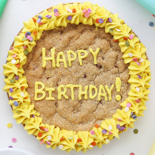 Celebration Chocolate Chippy Cookie Cake Kit