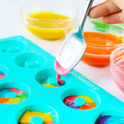 Rainbow Donut Pool Party Kit