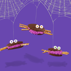 Spooky Spider Whoopie Pie Kit