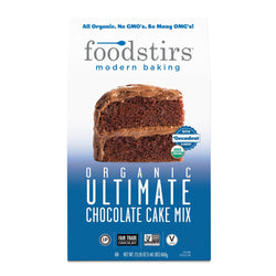 Foodstirs® Organic Ultimate Chocolate Cake Mix