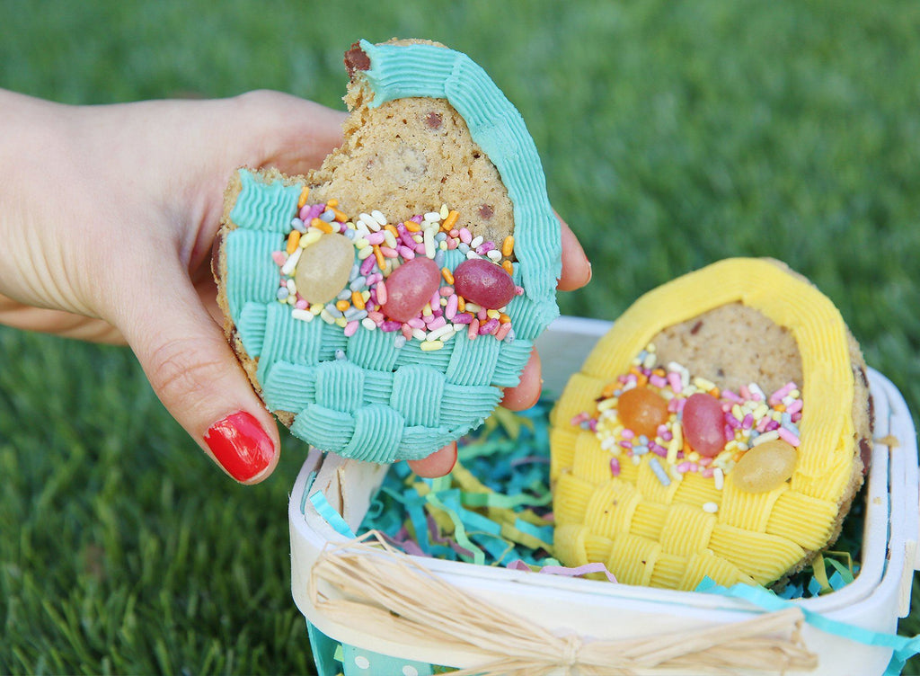 Blooming Basket Cookie Kit