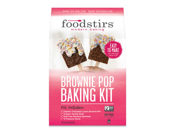 Brownie Pops Baking Kit