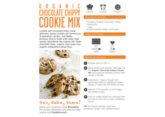 Organic Cookie Mix Trio Set