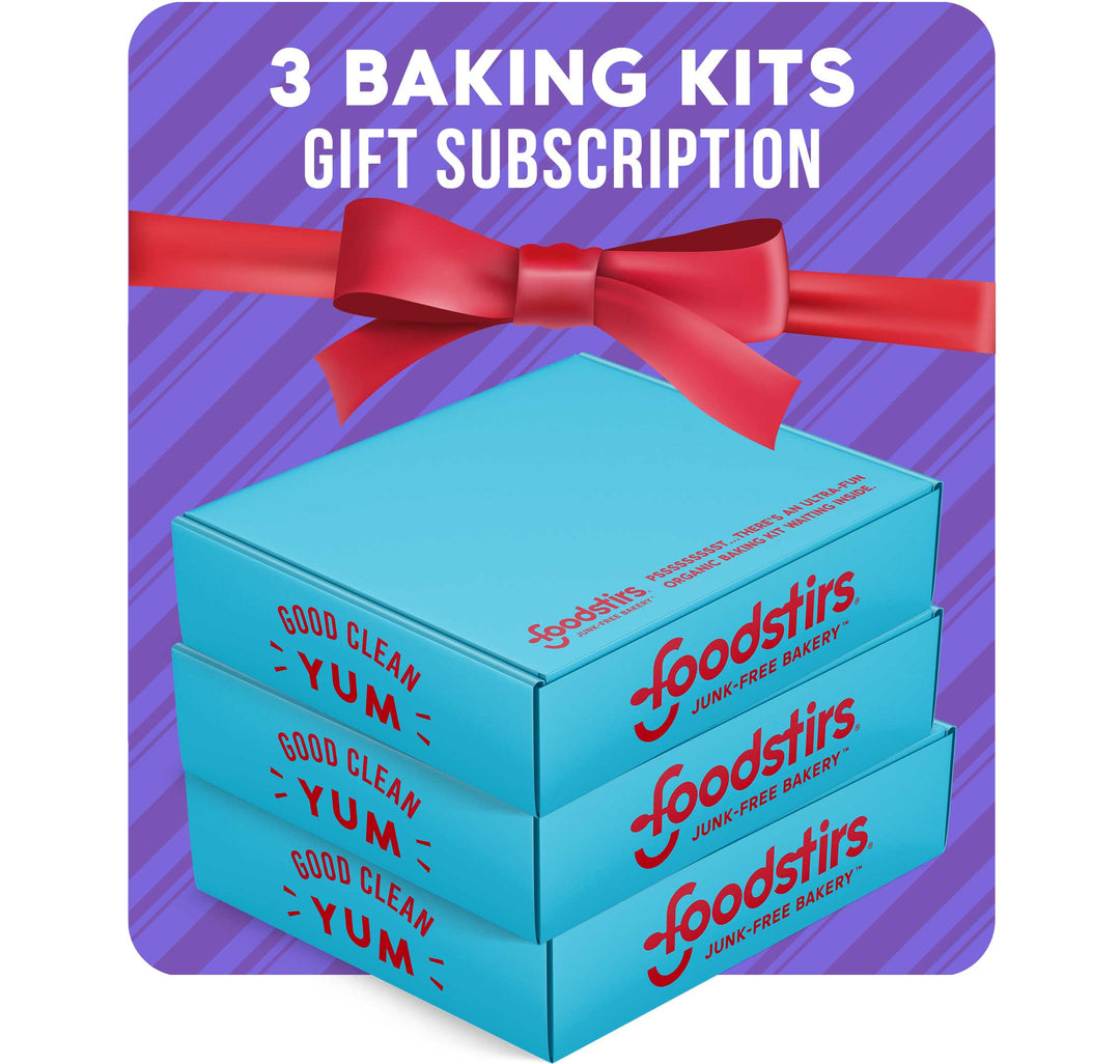 The Baker's Club 3 Kit Gift Subscription Subscription Gift Foodstirs