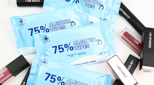 ACTION TAKEN TO SUPPORT SHORTAGE OF MASKS AND WIPES