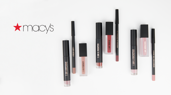 Indie Beauty Brand Ventures to Macy's E-Commerce Division