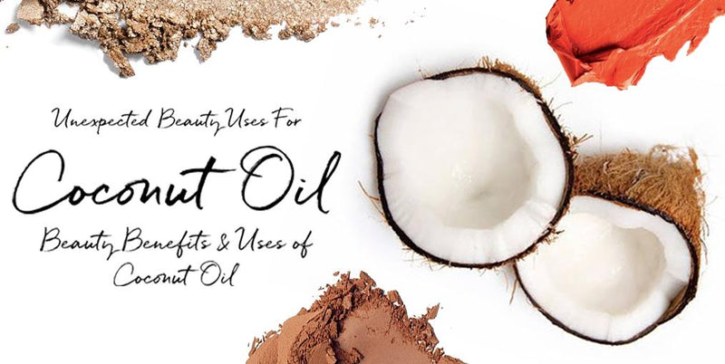 Beauty Benefits & Uses of Coconut Oil