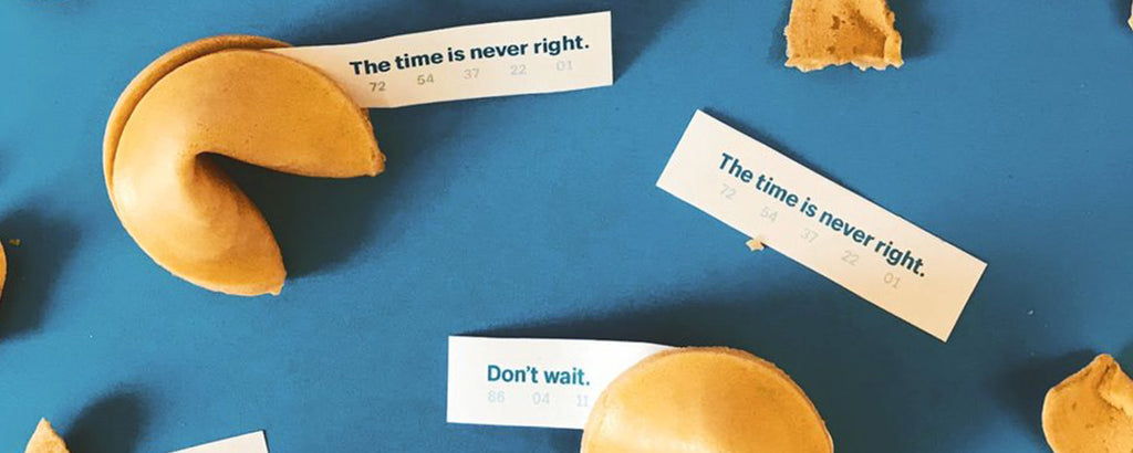 Fortune cookie advice