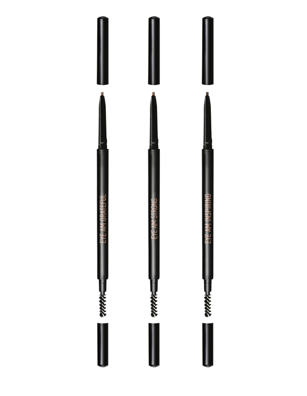 Brow Pencil Trio