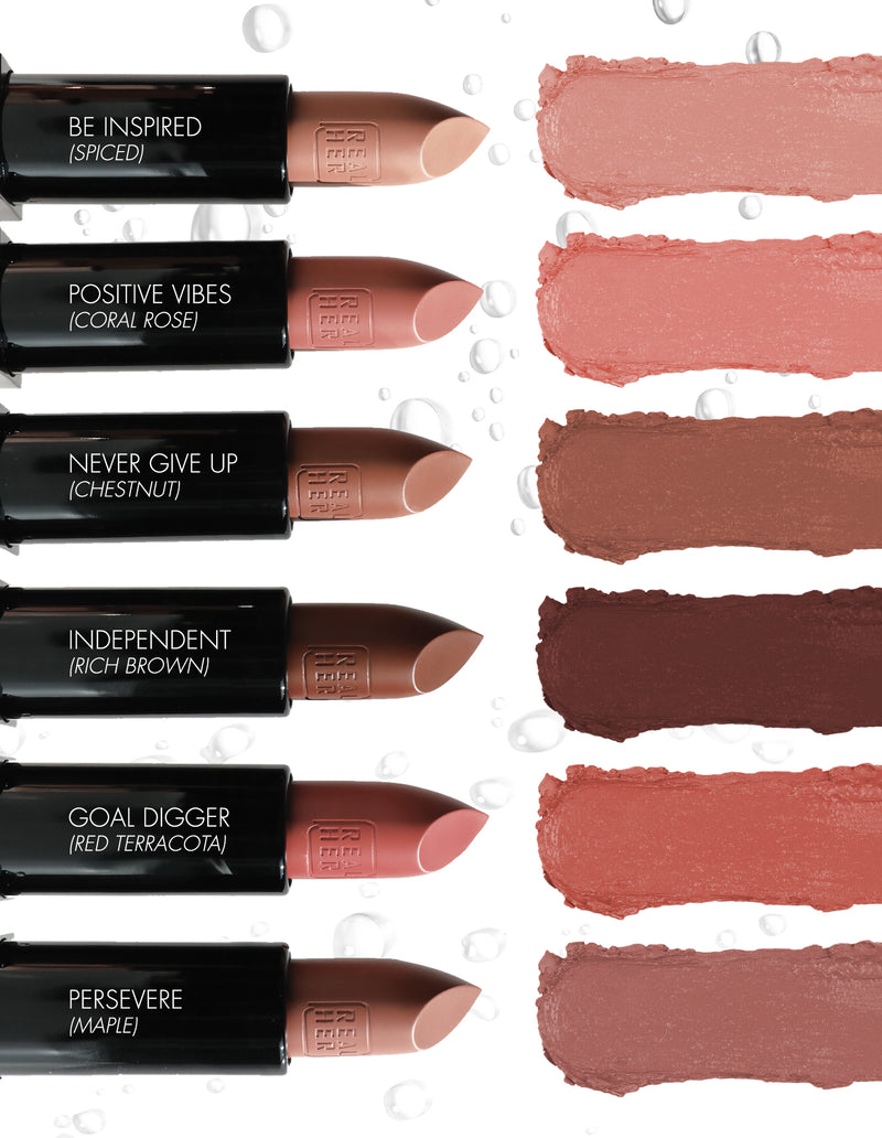 Moisturizing Lipstick (6 New Shades!)