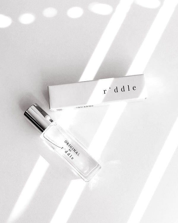 Gift with Purchase: Riddle Oil