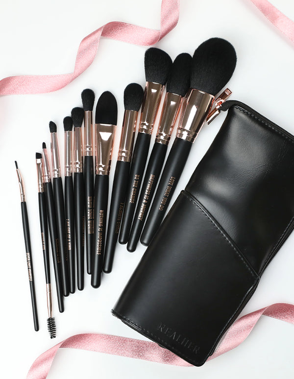 12PC Brush Set & Bag