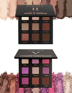 Eyeshadow Duo: Make it Happen & Conquer From Within