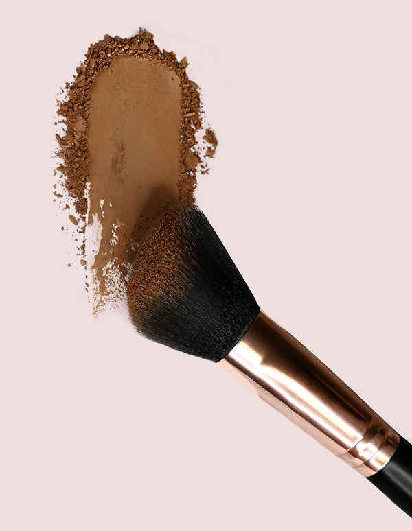 """Be the Change"" Blush/Contour Vegan Brush"