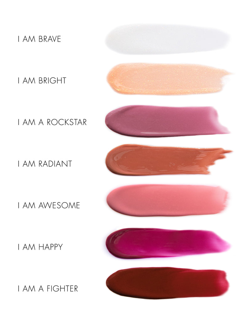 7 Piece Lip Gloss Collection