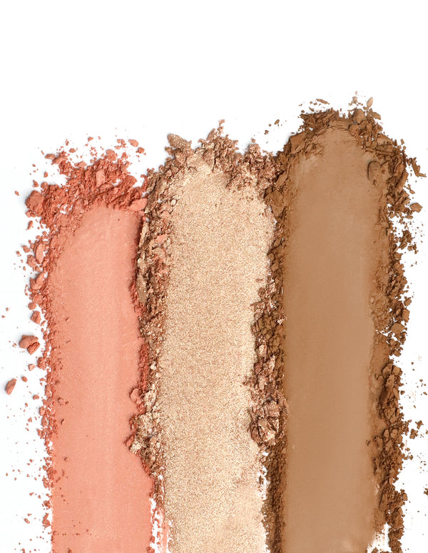 "NEW! ""Ultimate Glow Getter"" Cheek Trio"