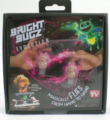 Pink Bright Bugz Evolution Magic Lights