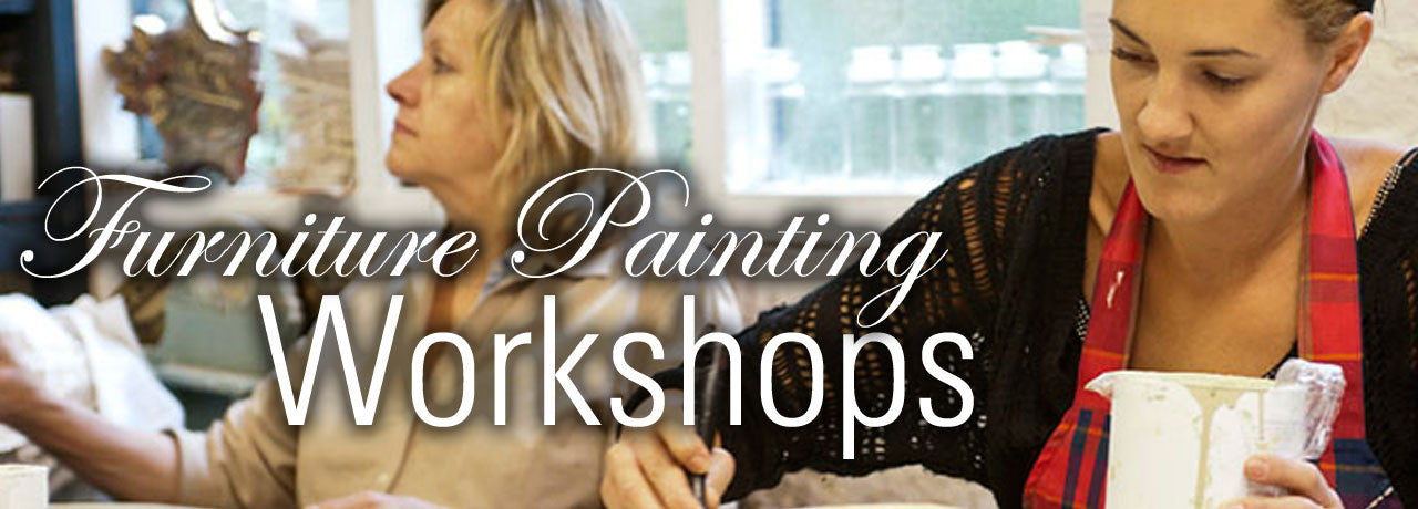 Anchique Annie Sloan Workshops