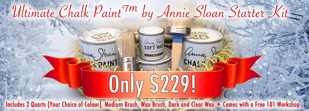 Anchique Chalk Paint™ by Annie Sloan