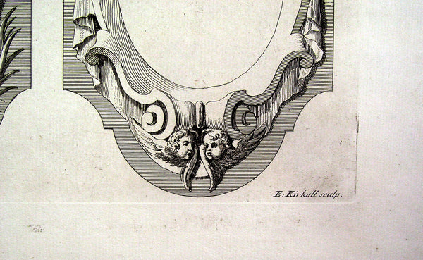 Architectural Ornament, 1728 - Artifax antiques & design